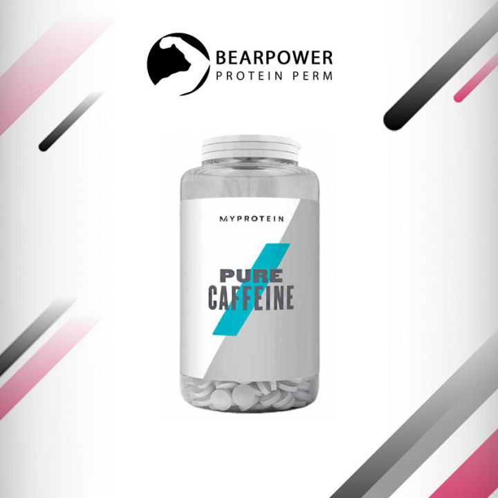 Pure Caffeine 200 mg (100 таб)