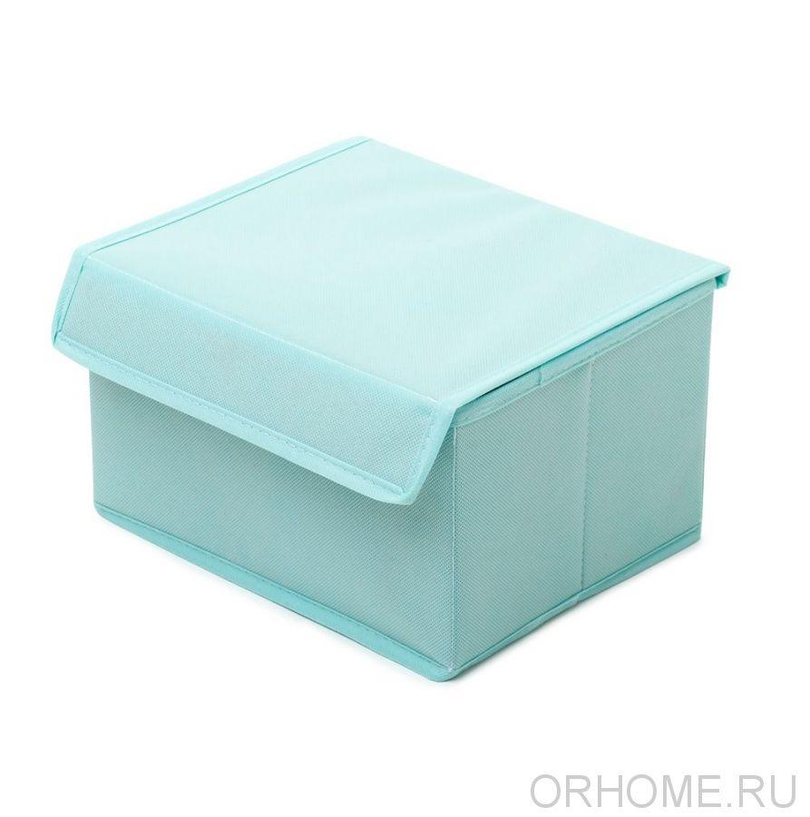 """Коробка с откидной крышкой, коллекция """"Нежность"""""""