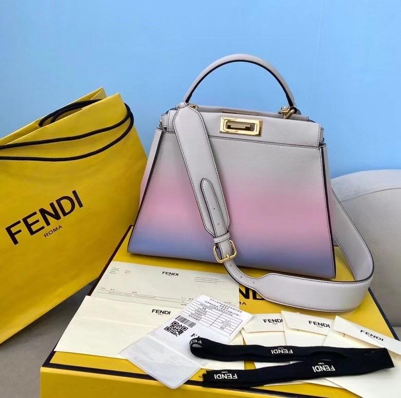 Fendi Peek-a-boo 28 cm