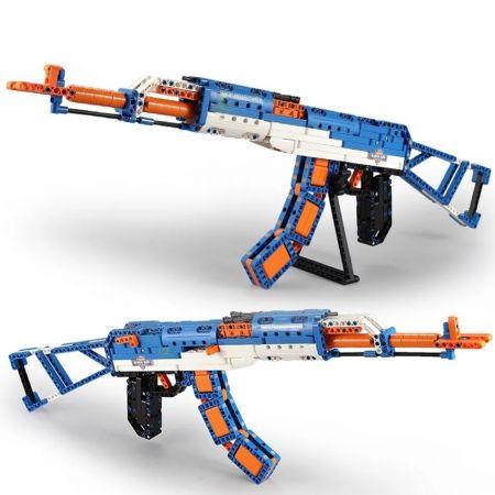 Конструктор LEGO автомат Калашникова AK-47