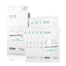 YADAH Cleansing Nose Pack - Набор очищающих полосок для носа