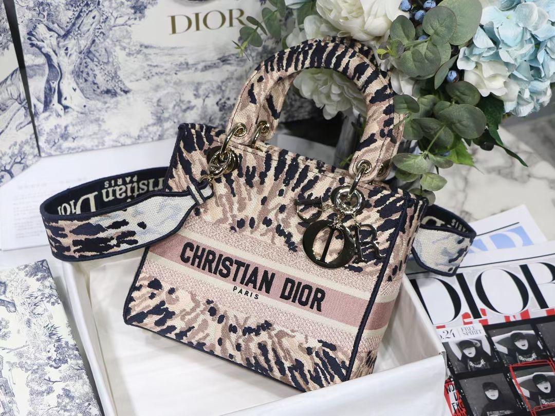 Lady Dior 24 cm