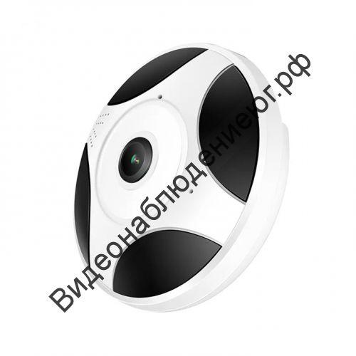 Видеокамера рыбий глаз ST-IP360-2M-XM
