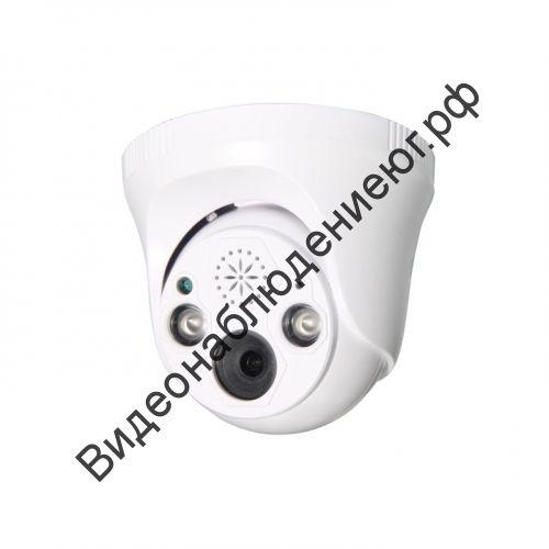 Купольная IP видеокамера ST-IP870-XM-2M-W-S-A-2.8