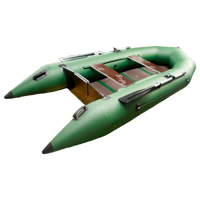 Гелиос 30МК слань+киль (лодка ПВХ под мотор)