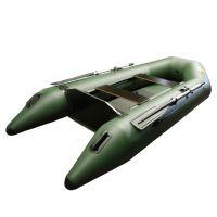 Гелиос 31М плоскодонка (лодка ПВХ под мотор)