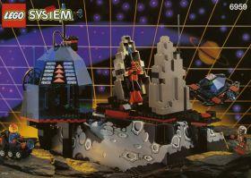 6959 Лего Ракетная база Спайриус