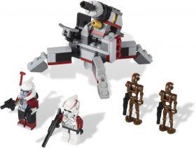9488 Лего Отряд ARC клонов и дроидов