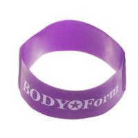 Петля для фитнеса «BF-RL100» нагрузка: 14 кг, р: 600х50х0,7 мм, фиолетовый