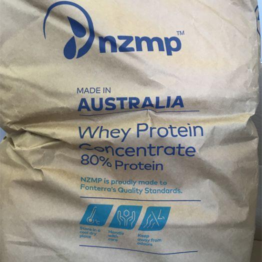 Fonterra Premium  - концентрат сывороточного белка 80%