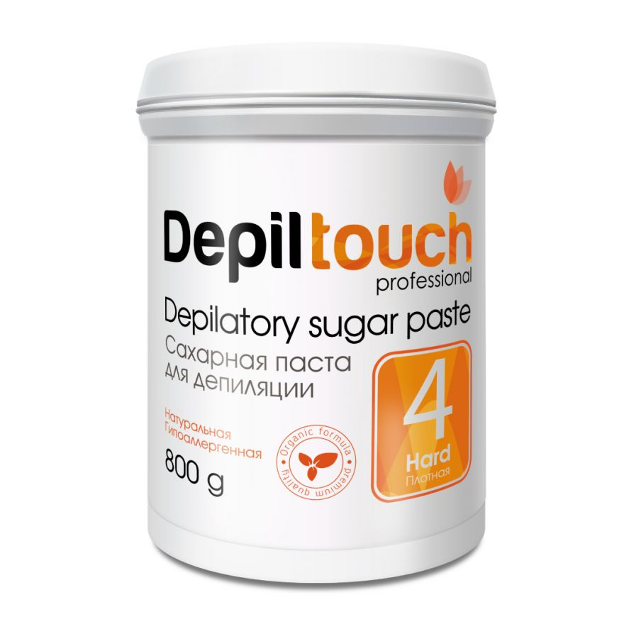 Depiltouch Сахарная паста №4 плотная, 800 гр.