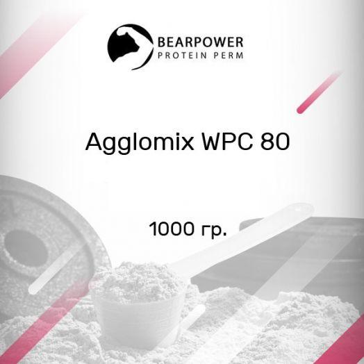 Agglomix WPC 80