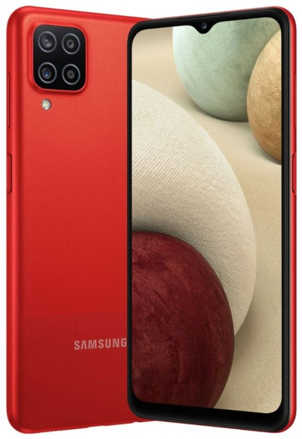 Смартфон Samsung Galaxy A12 4/64GB RU