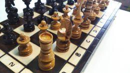 Шахматы классические Элегант из вяза