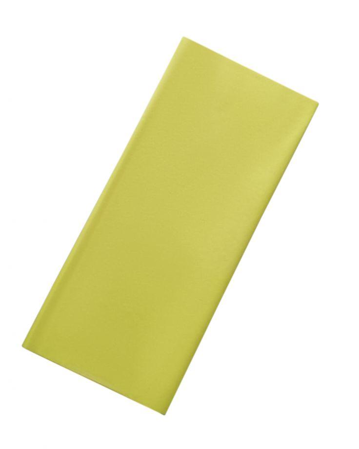 Бумага упаковочная, подарочная. Тишью. Нежно-желтый. 50х66 см. 10 листов.