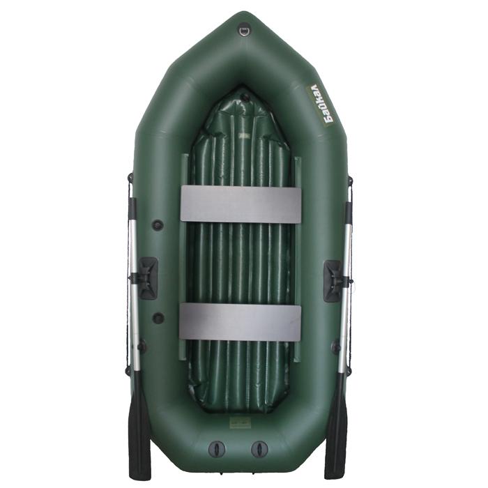 Байкал 250 НД (лодка ПВХ с надувным дном)