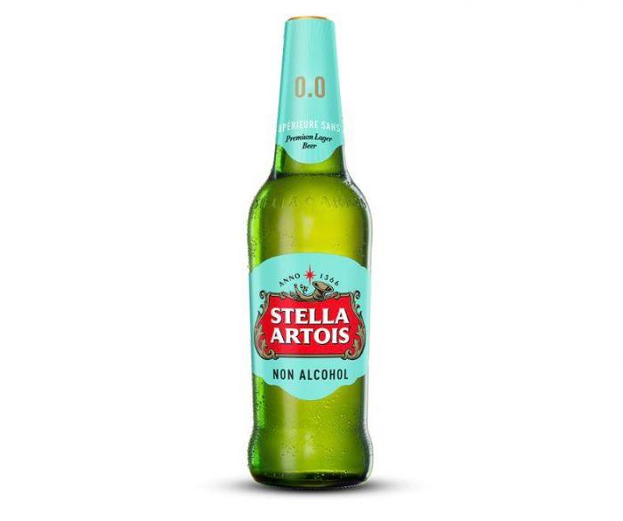 Пиво безалкогольное Stella Artois 0,5 л