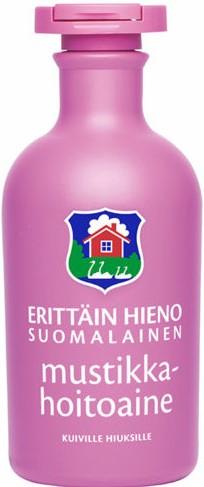 Бальзам для волос Erittain Hieno Suomalainen (черника) 300мл