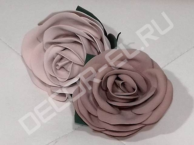 Роза декоративная (от 5 см до 10 см)