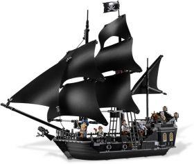 4184 Лего Черная Жемчужина