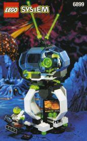 6899 Лего Галактический наблюдательный пункт