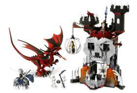 7093 Лего Башня скелетов