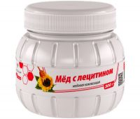 Мёд с лецитином (300 гр)