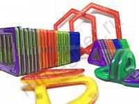 Купить магнитный конструктор Mag Bulding 72 деталей