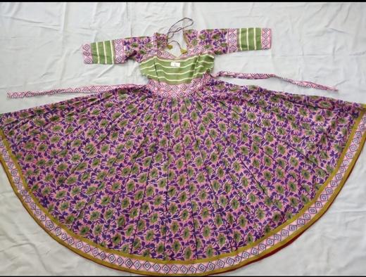 АНАРКАЛИ (индийское платье) Хлопок.