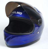 Шлем детский интеграл Helmo 02 Blue фото 3