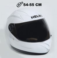 Шлем детский интеграл Helmo 02 White фото 1