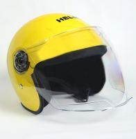 Шлем детский открытый Helmo Yellow фото 2