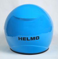 Шлем детский открытый Helmo Blue фото 4