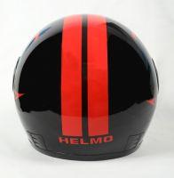 Шлем интеграл Helmo HZF03 Black-Red фото 4