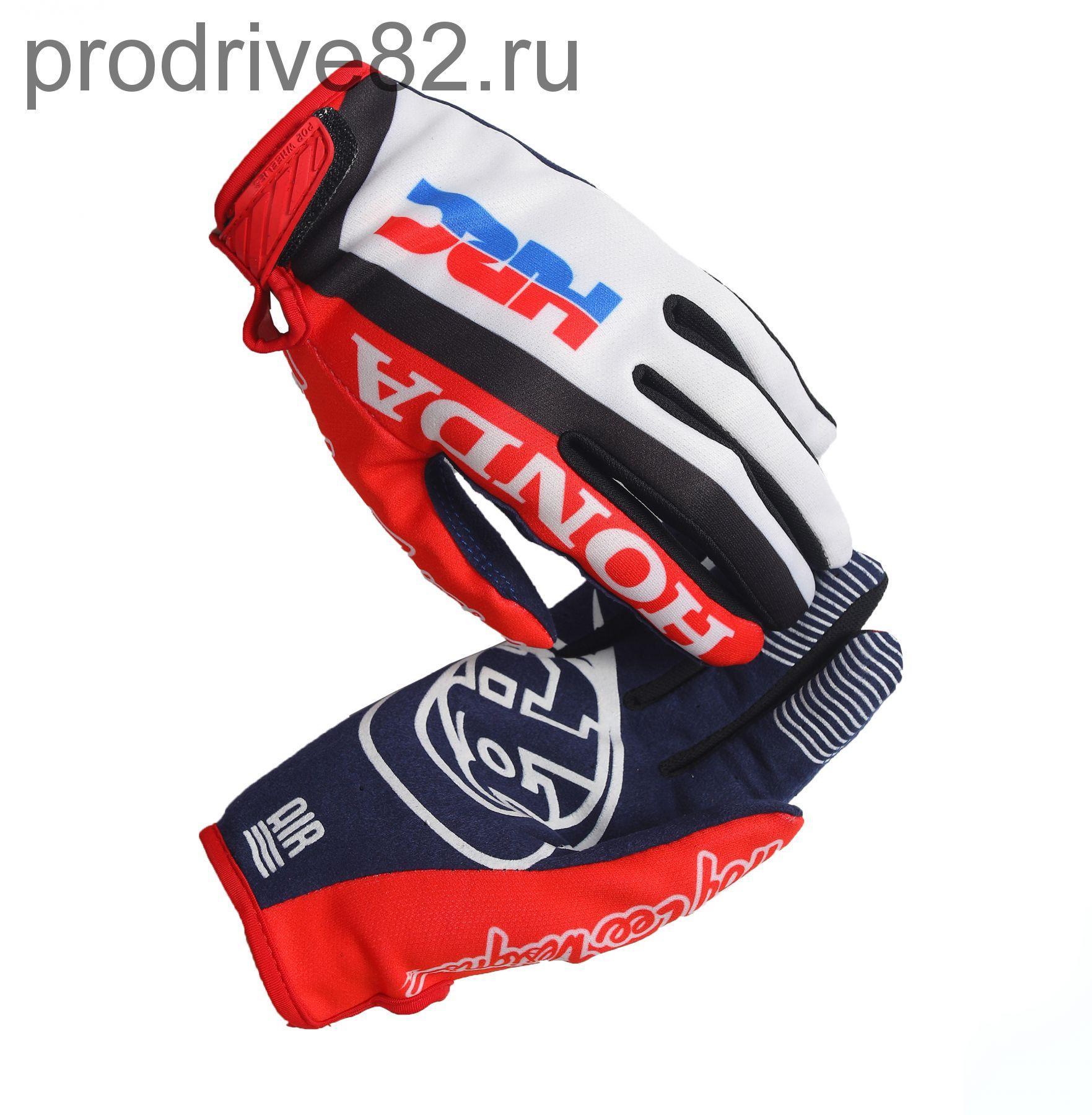 Honda перчатки взрослые