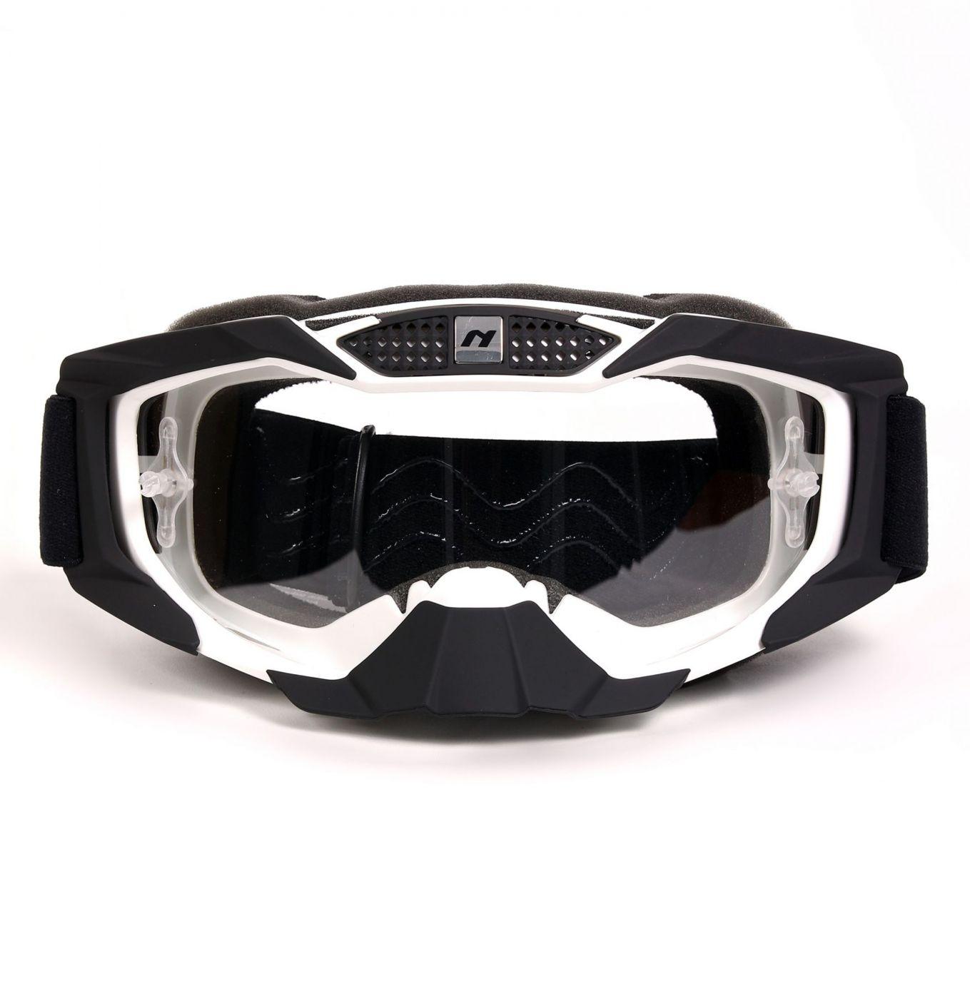 Очки для мотоциклистов NENKI черные