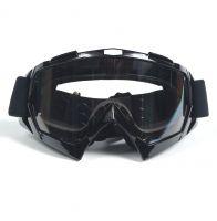 Мото очки М004 Black фото 1