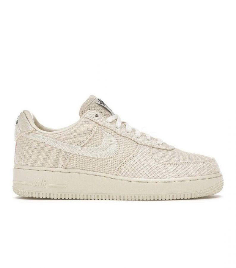 """Nike Air Force 1 Low """"Stussy - Fossil"""""""