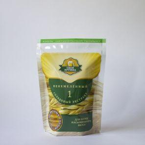 Неохмелённый солодовый концентрат (пшеничный) Россия