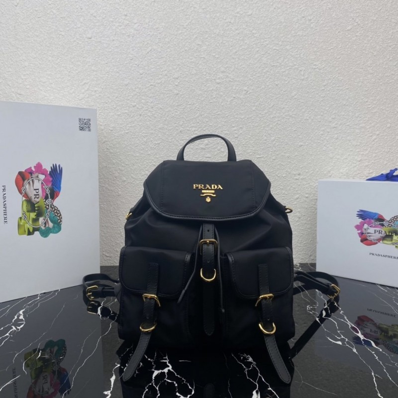 Рюкзак PRADA 24*28*12 см