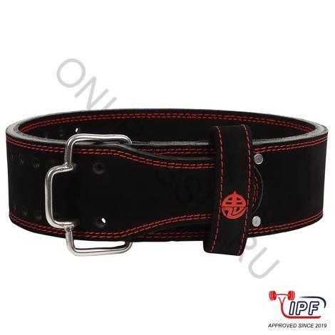 Ремень для пауэрлифтинга Oni Belt quick IPF approved