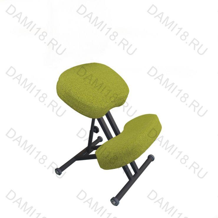 Стул коленный Олимп СК 1-2  с ручной винтовой регулировкой