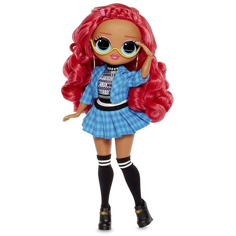 Кукла LOL Surprise OMG3 CLASS PREZ FASHION DOLL 3 Series