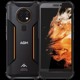 Смартфон AGM H3 Helio P22 IP68 5400мАч Android 11 NFC