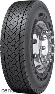 315/70R22.5 GOODYEAR KMAX D G2 154L152M 3PSF Грузовая шина