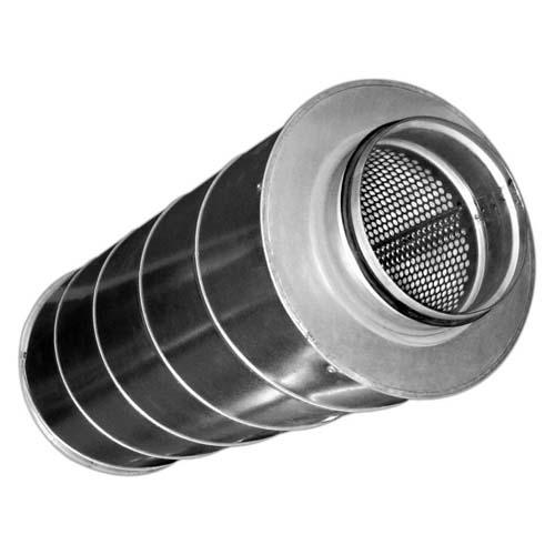 Шумоглушитель L600мм d100-d315