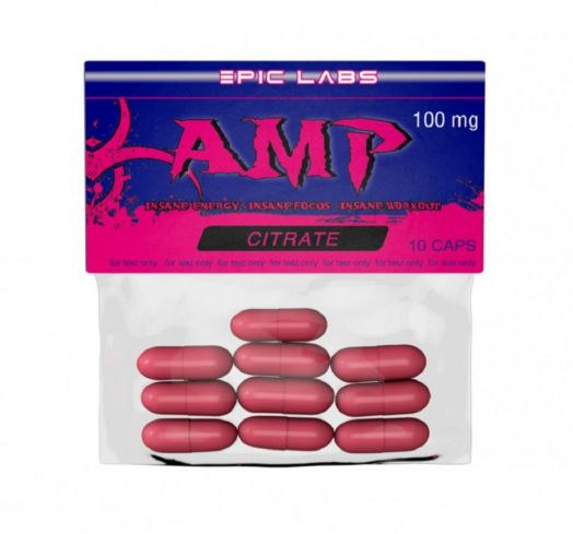 AMP Citrate (Epic Labs) 10 caps