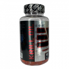 KRILL OIL BLACK SERIES EPIC LABS (60 КАПСУЛ)