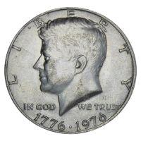 50 центов 1976 США 200 лет независимости США