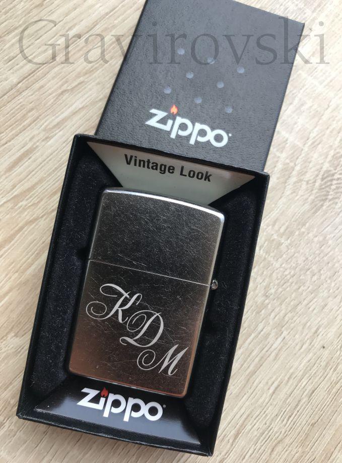 Зажигалка Zippo 207
